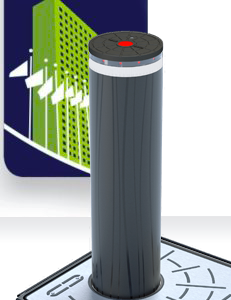 seriejs pu icon - UA - Traffic Bollards - Vehicle Access Control Systems - FAAC Bollards - FAAC